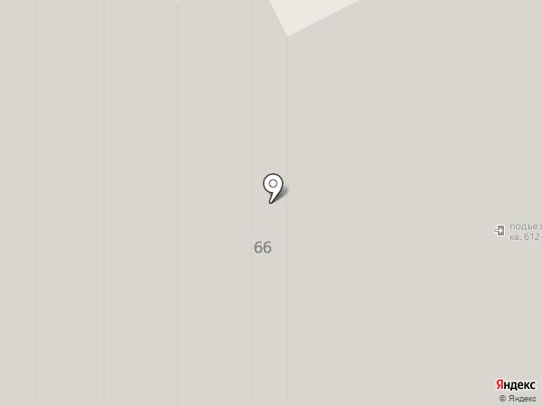 Продуктовый минимаркет на карте Томска