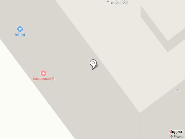 Суши Break на карте Томска