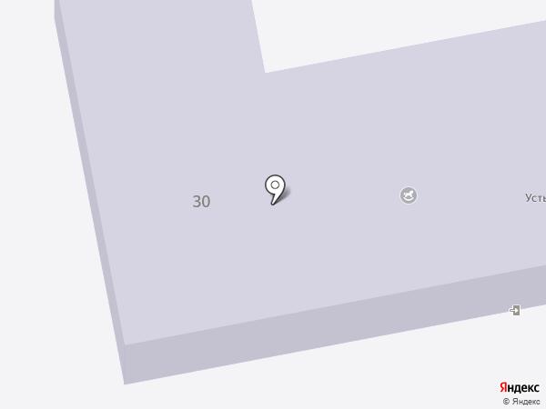 Усть-Катунская основная общеобразовательная школа Смоленского района на карте Усть-Катуни