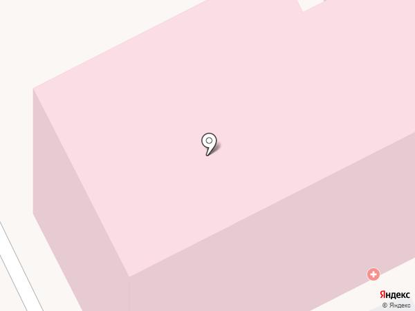 Томский областной онкологический диспансер на карте Томска