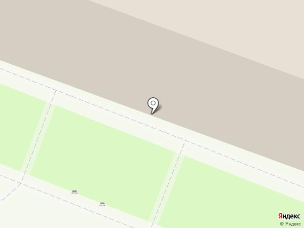 СпортСервисЦентр на карте Томска