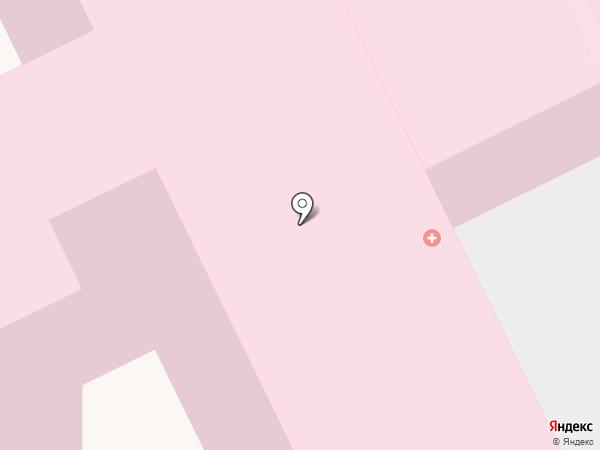 Томская областная клиническая больница на карте Томска