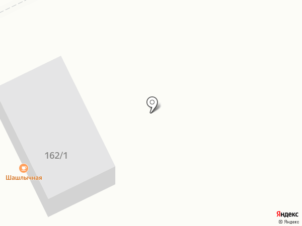 Шашлычная на карте Томска