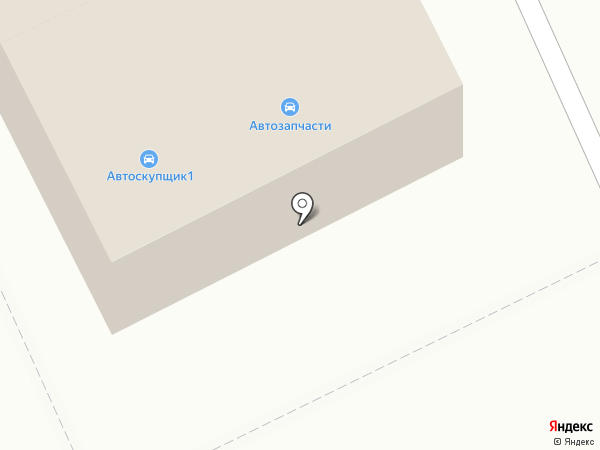 ОптInter на карте Томска