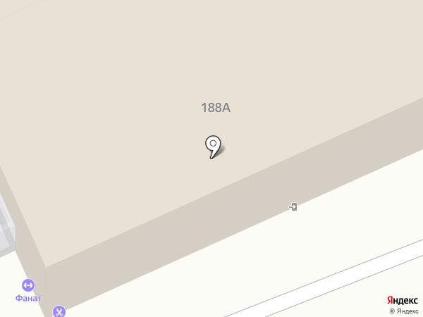 Corona Fitness на карте Томска