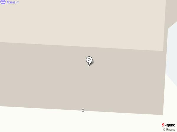 Ресурс-Комплект на карте Томска