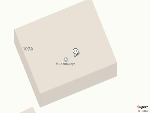 Судебный участок мировых судей Смоленского района Алтайского края на карте Смоленского