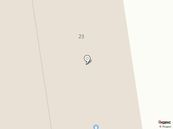 Алина на карте Смоленского