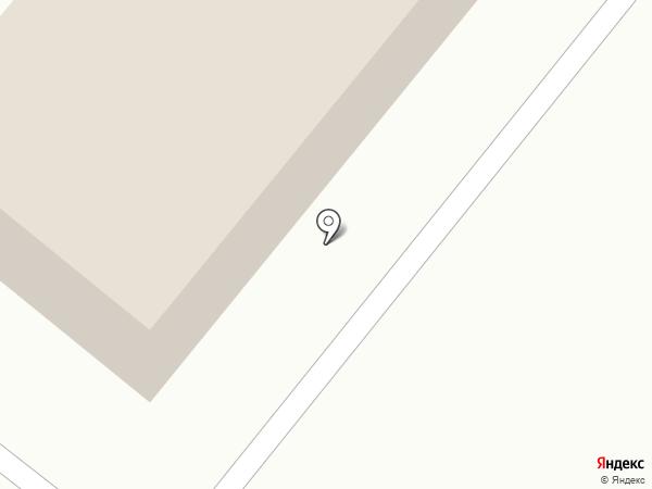 Салон-мастерская на карте Смоленского
