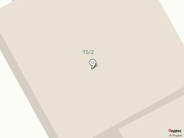 Березка на карте Смоленского