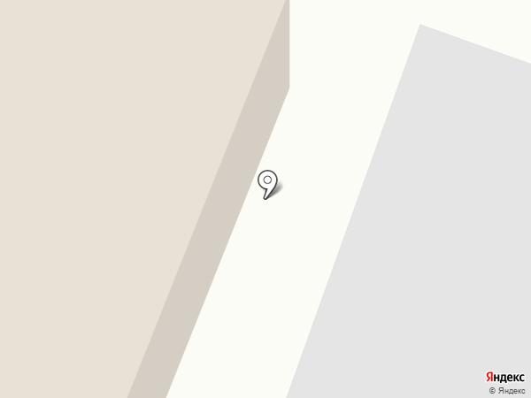 Быстроном на карте Томска