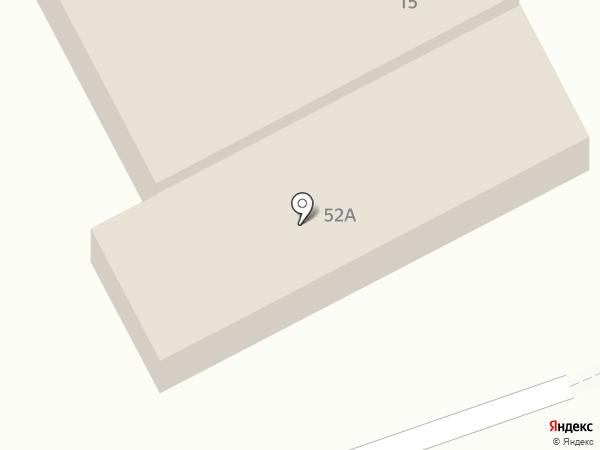 Чайка на карте Смоленского