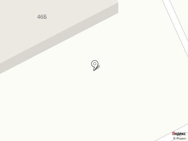 Любимая на карте Смоленского