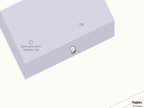 Смоленский дом детского творчества на карте Смоленского
