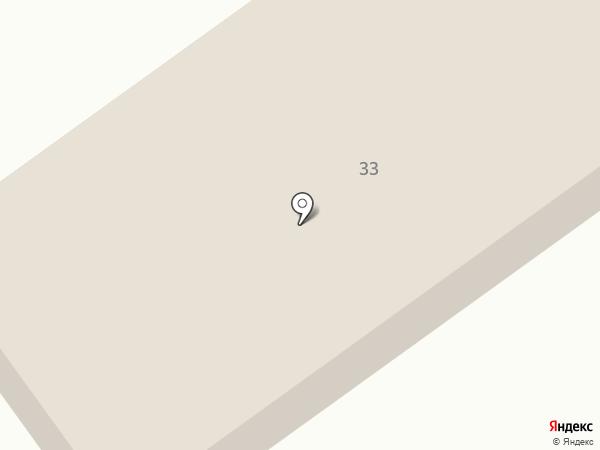 Техноград на карте Смоленского