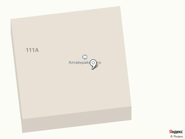 Алтайкрайэнерго на карте Смоленского