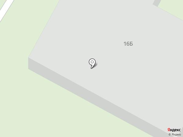 Томский Похоронный Дом на карте Томска