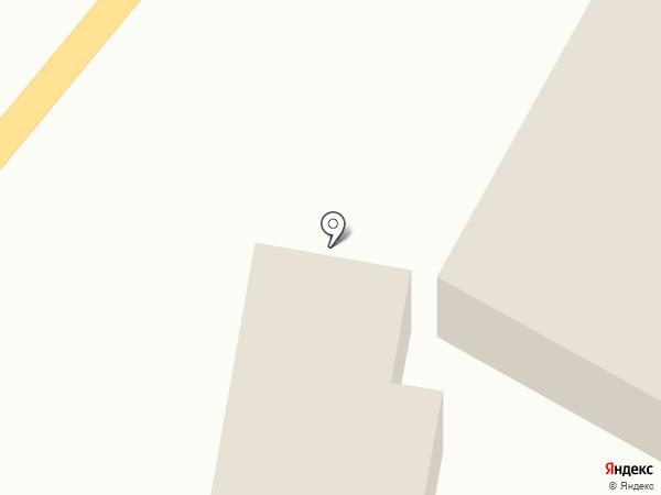 Грильник на карте Смоленского