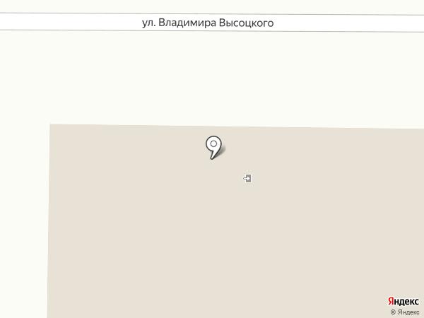 СпецМетиз на карте Томска