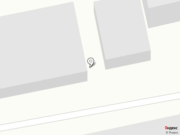 Теплодар на карте Бийска
