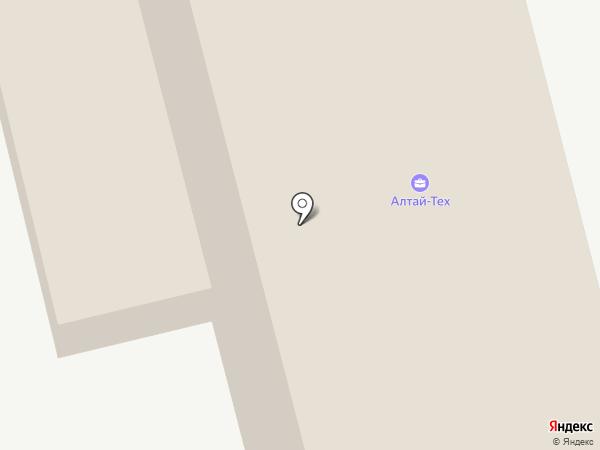 Сибприбормаш на карте Бийска