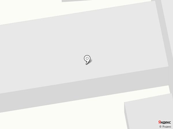 Элемент на карте Бийска
