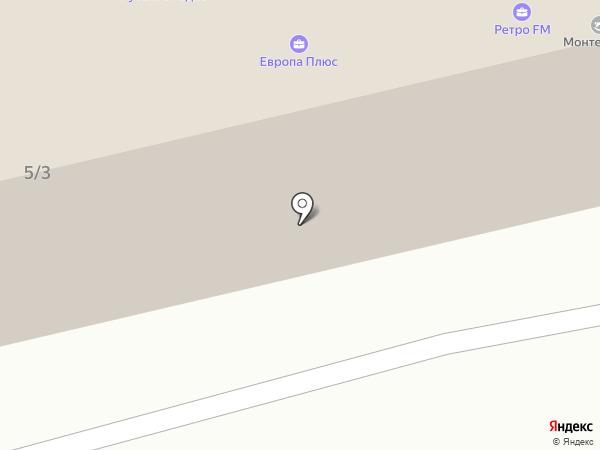 Монтажспецсервис на карте Бийска