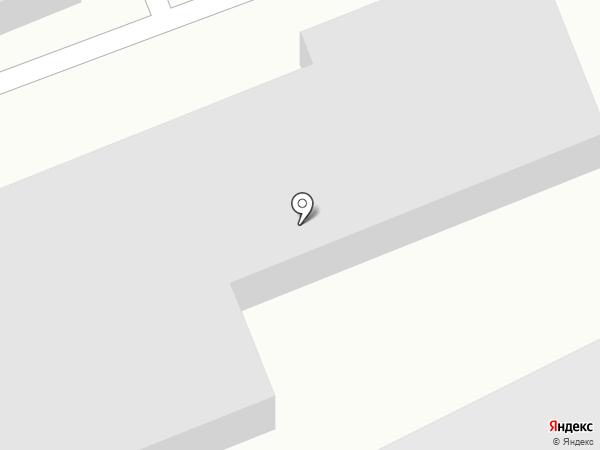 ГСК-7 на карте Бийска