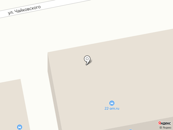 Успех на карте Бийска