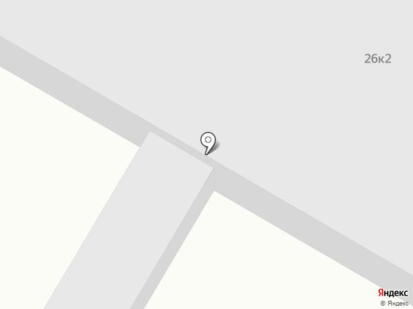 УПК22 на карте Бийска