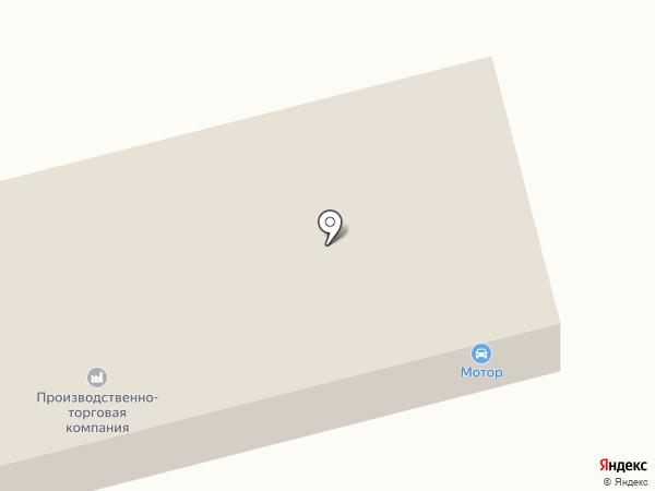 Карекс на карте Бийска