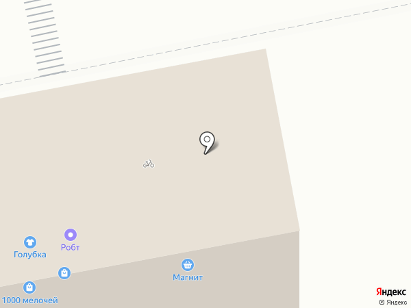 РОБТ на карте Бийска