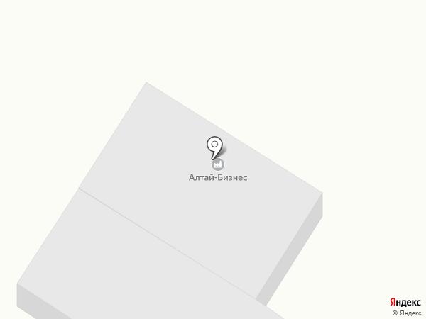 Алтай-Бизнес на карте Бийска