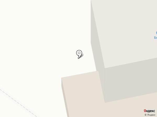 Единый информационный расчетно-кассовый центр, МУП на карте Бийска