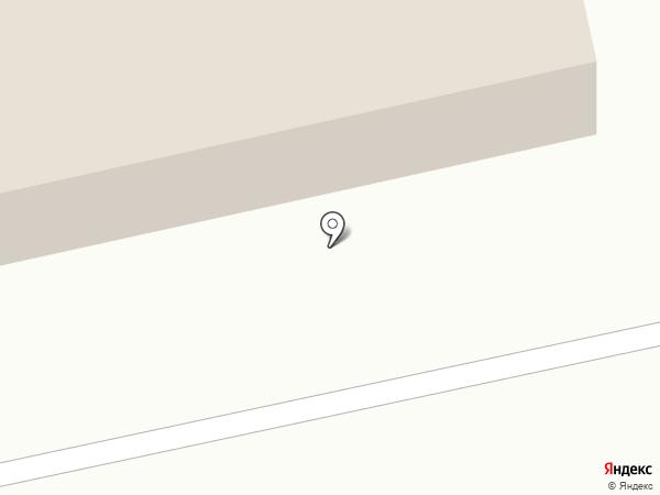 Автолайн на карте Бийска