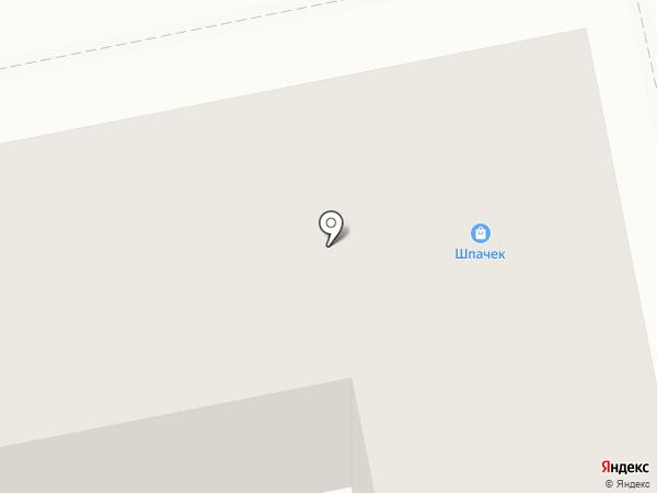 Простор на карте Бийска