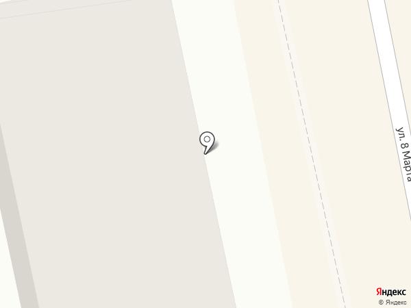 Нотариус Наумов К.А. на карте Бийска