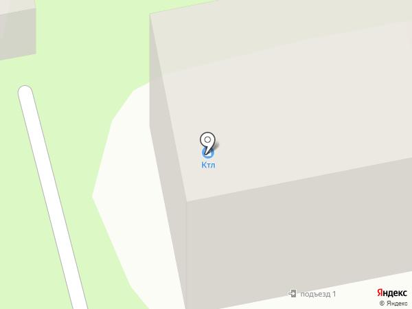 Вероника на карте Бийска