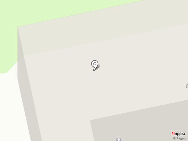 Участковый пункт полиции на карте Бийска