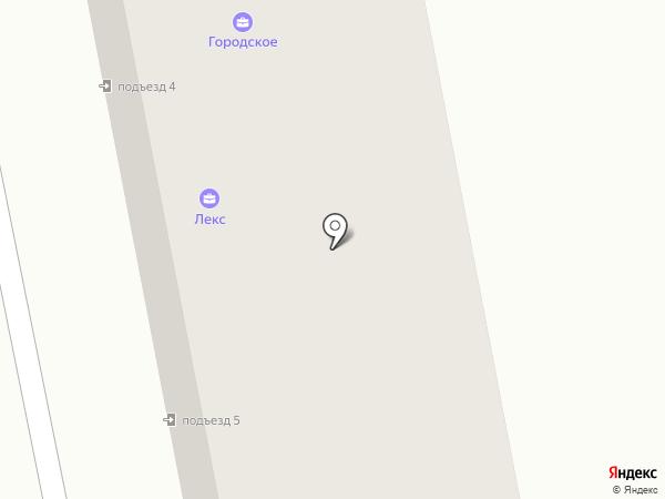 Квартирный вопрос на карте Бийска