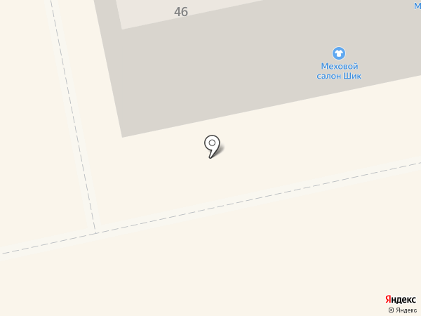 Городское на карте Бийска