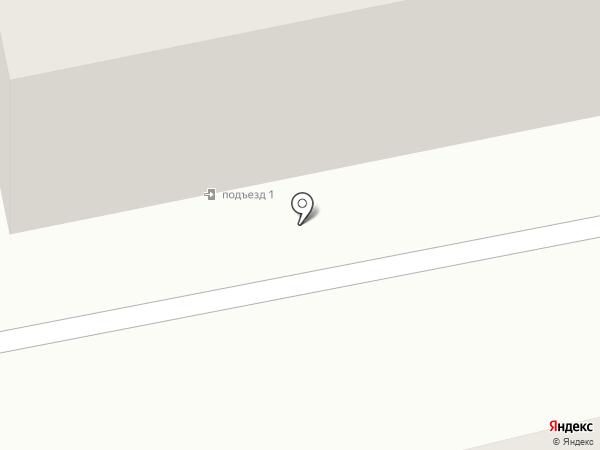 Акварельки на карте Бийска