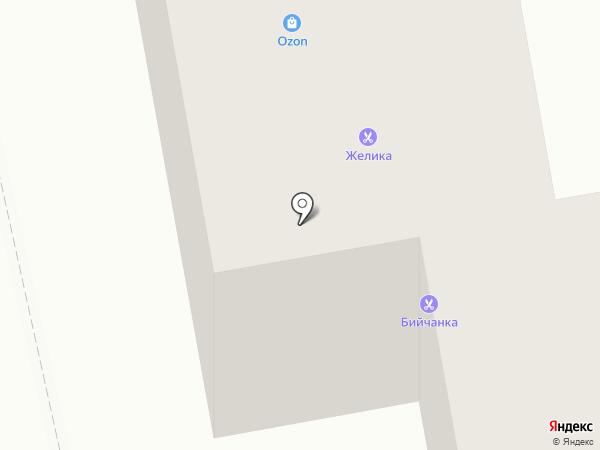 Ритейл Сервис на карте Бийска