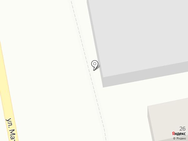 Автосервис на карте Бийска