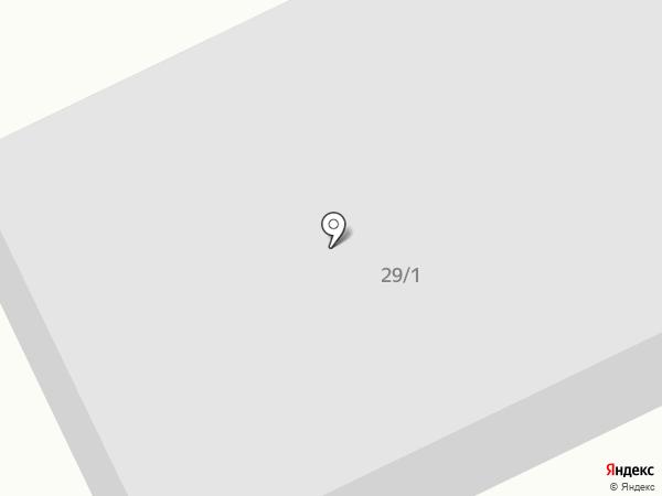 Вииторул на карте Бийска