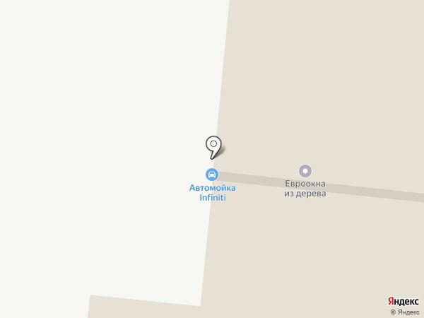 KingWood на карте Богашёво