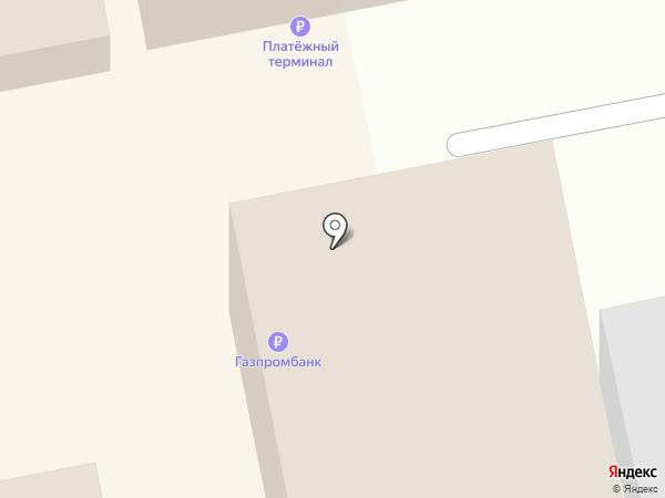 Росэнерго на карте Бийска