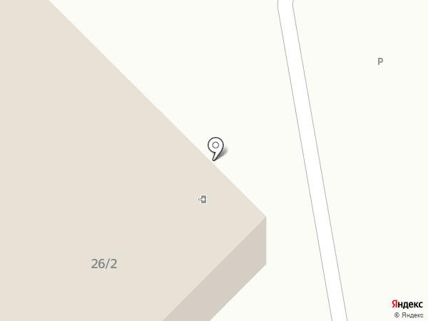 Секция пауэрлифтинга и тяжелой атлетики на карте Бийска