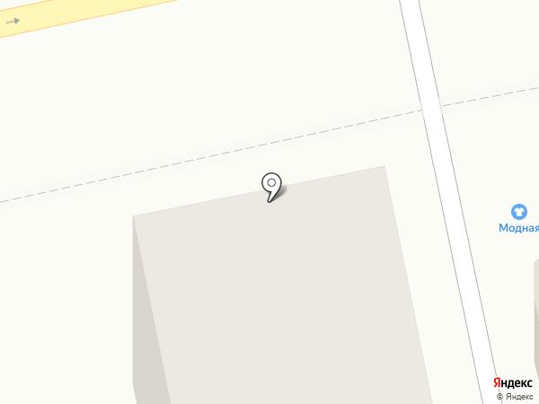 Парео-тур на карте Бийска