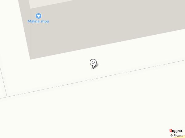Скорпион на карте Бийска